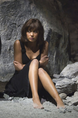Olga in Quantum of Solace