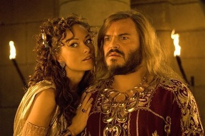 Olivia & Jack Black in anno One