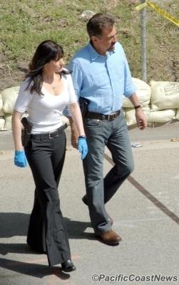On the Set, April 8, 2008