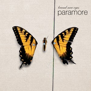 Paramore New Album-Brand New Eyes