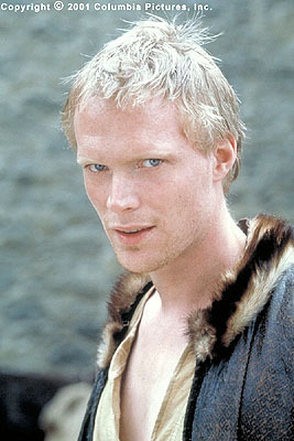 Paul Bettany as Geoffrey Chaucer