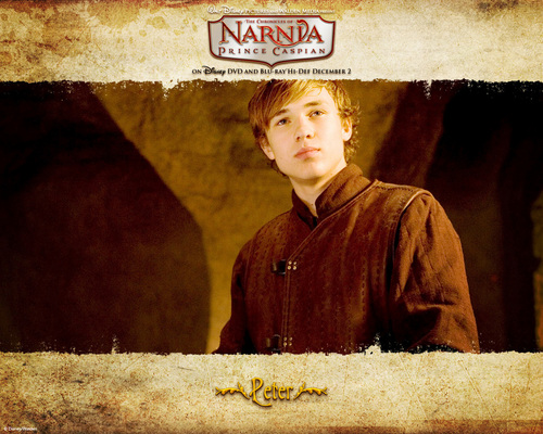Peter - the-chronicles-of-narnia Wallpaper