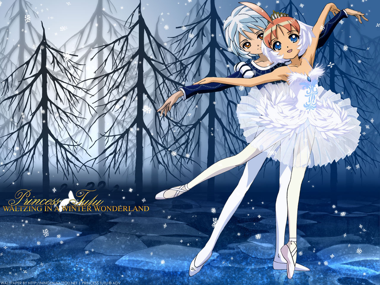 Princess Tutu in Wonderland