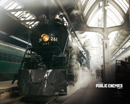 Public Enemies wallpaper