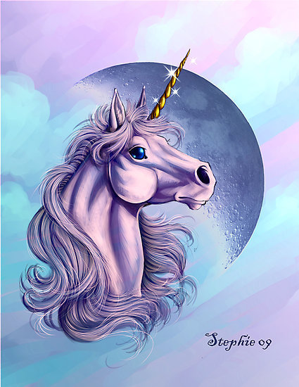 Purple Unicorns Fan Art 6866567 Fanpop