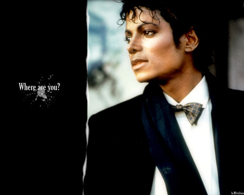 Michael Jackson wallpaper probably containing a business suit called R.I.P