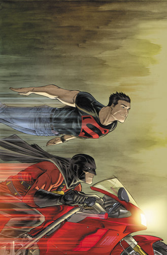 Red Robin and Superboy