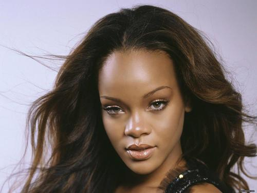 Rihanna wallpaper containing a portrait and attractiveness titled Rihanna