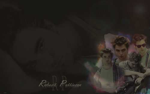 Robert Pattinson walpaper