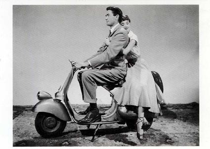 Roman holiday - audrey-hepburn photo