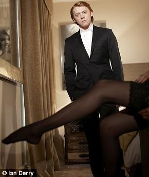 Rupert Grint!! :)