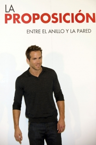 Ryan @ The Proposal Photocall Madrid