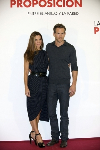 Ryan @ The Proposal Photocall Madrid