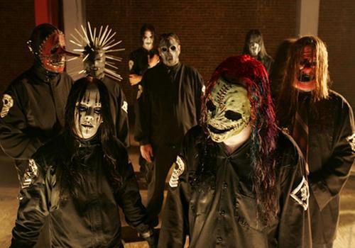 SLipknot 2004