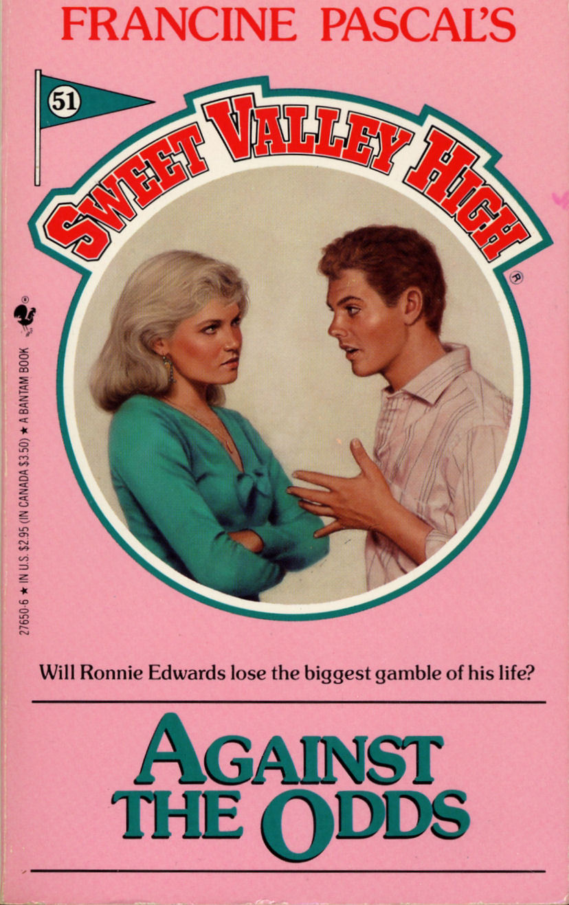 sweet valley Erin reviews sweet valley high books 1-5 in the only way possible: with a drinking game.