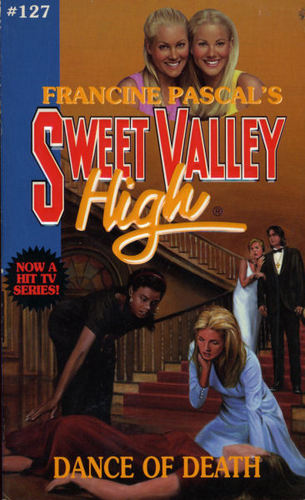 Sweet Valley High wallpaper with anime called SVH Book Cover