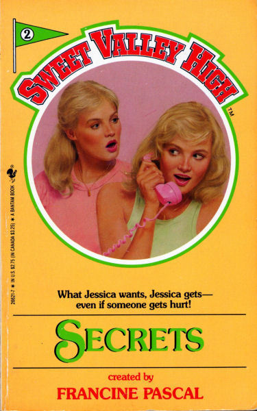 sweet valley girls In sweet valley high #72, rock star's girl, jessica's favorite rock star, jamie peters, has just moved to sweet valleyjessica and lila hide in the bushes behind jamie's property and eavesdrop on him one day, the girls are shocked to see new student, andrea slade, at the pool on jamie's property.