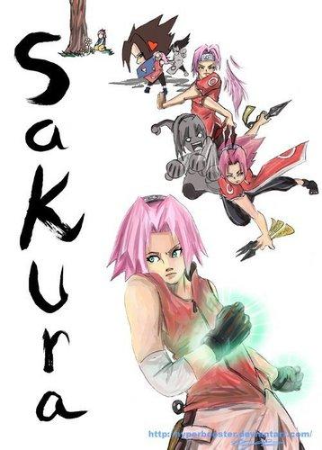 Haruno Sakura wallpaper called Sakura
