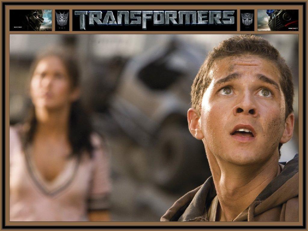 transformers, transformers, shia labeouf, megan fox, mikaela banes ...