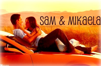 Sam Witwicky & Mikaela Banes