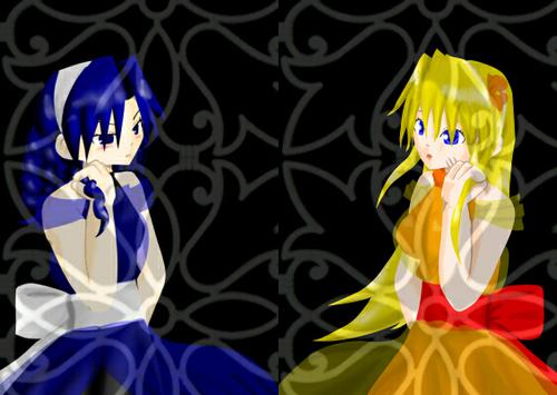Sasuko & Naruko(sasuke&naruto)