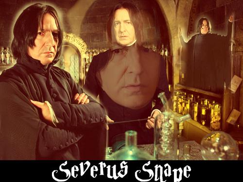 Severus Snape wl