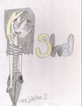 Shel - Also for rockzsanders XD - total-drama-island fan art