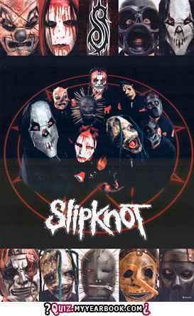Slipknot-poster