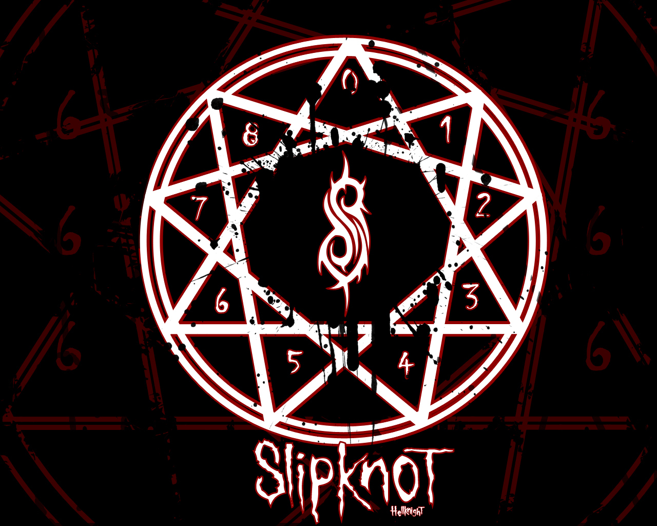 Metal Gods images Slipknot's logo HD wallpaper and ...