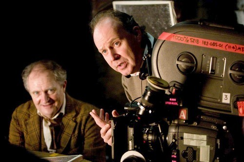 Slughorn & David Yates