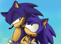 Sonic and Coby