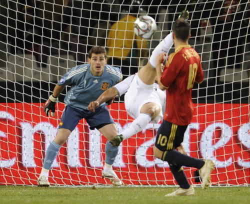 Spain vs. USA - June 24th, 2009