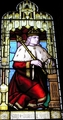 Stained Glass Window of Edward IV of England