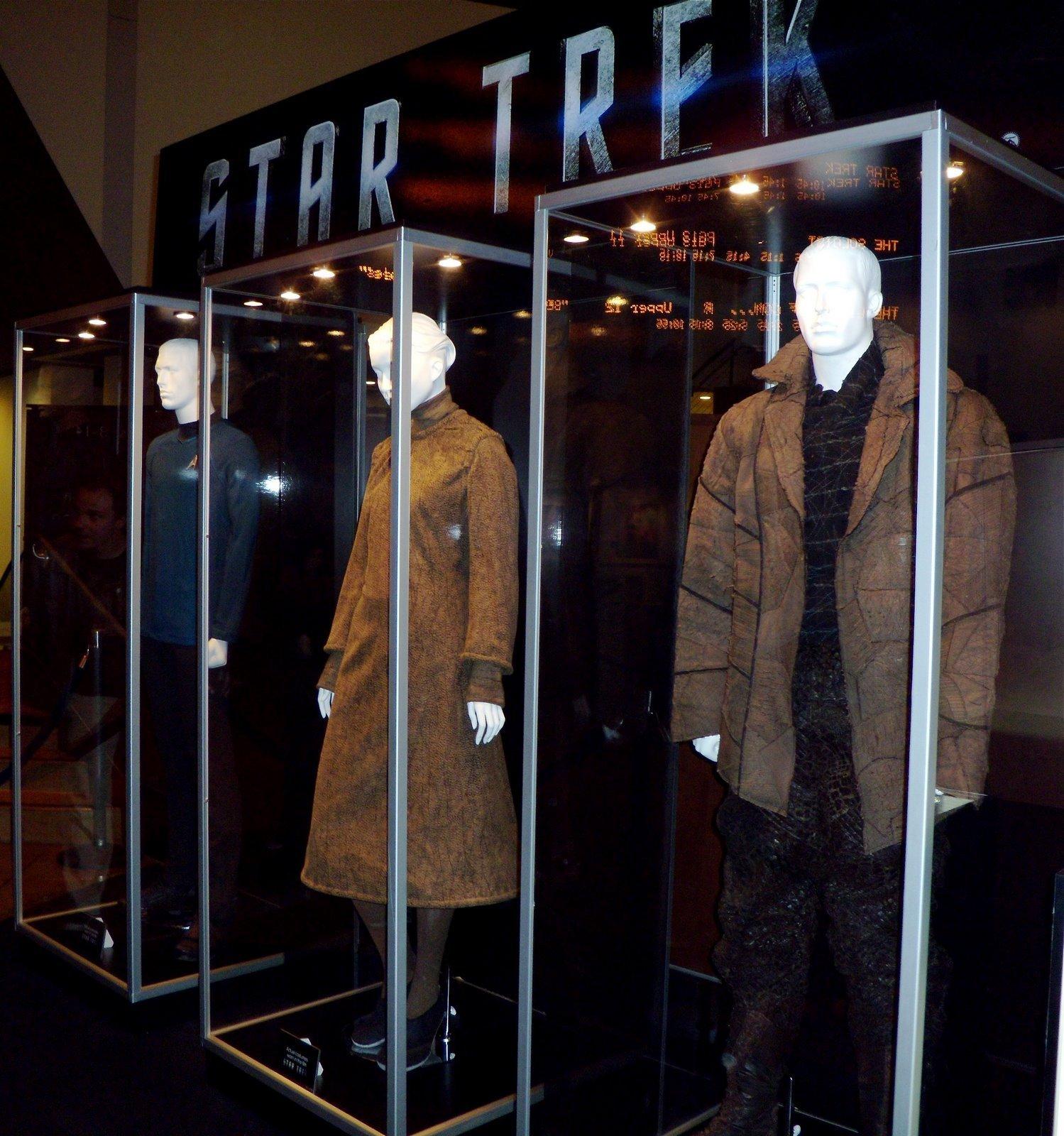 bituin Trek Movie Costumes