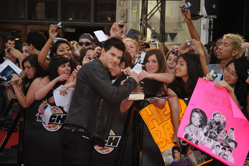 Taylor Lautner obsession