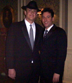 Ted at Lily and Marshall's wedding - ted-mosby photo