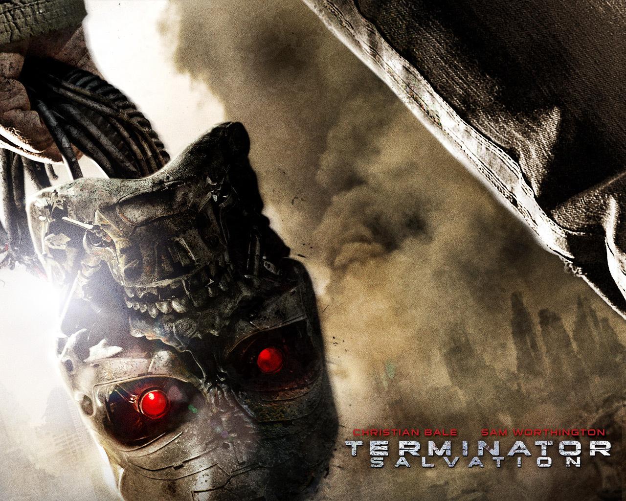 Terminator Salvation Hintergrund