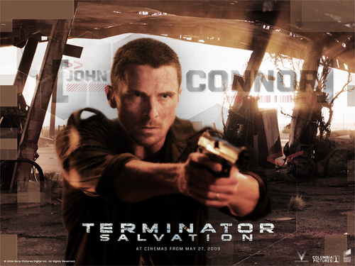Terminator Salvation wolpeyper
