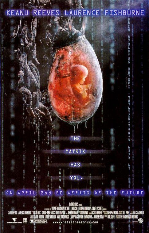 The matrix the matrix movie poster