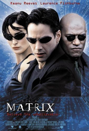The Matrix wallpaper containing sunglasses called The Matrix Movie Poster
