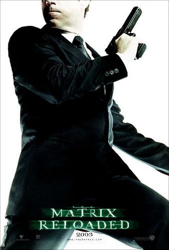 The Matrix Reloaded Movie Poster