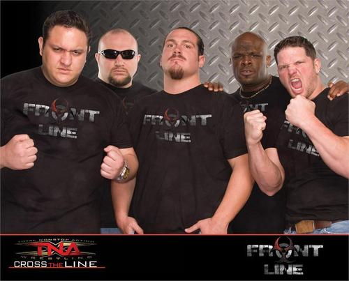 The TNA Frontline