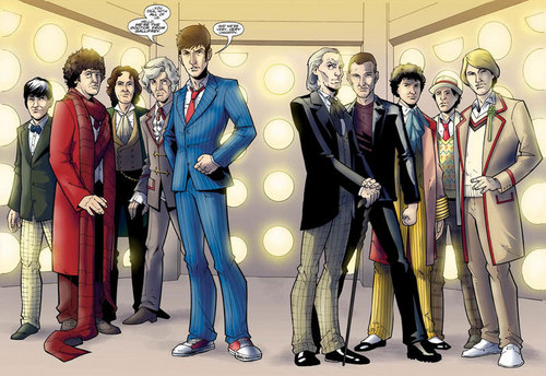 The Ten Doctors