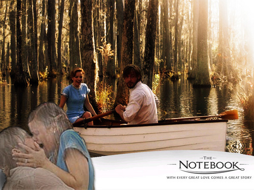 The Notebook wallpaper called The notebook