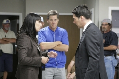 Thomas/Paget- Behind the scenes