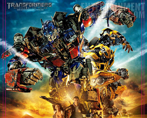 Transformers wallpaper with anime called Transformers: Revenge of the Fallen