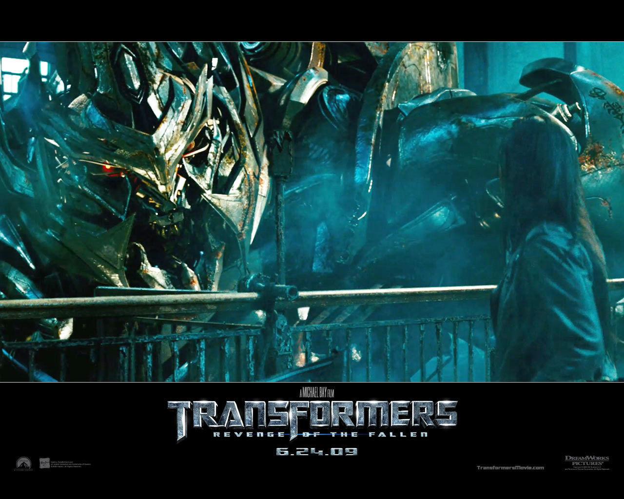 Transformers: Revenge of the Fallen - Transformers ...