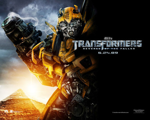 Transformers karatasi la kupamba ukuta with anime called Transformers: Revenge of the Fallen