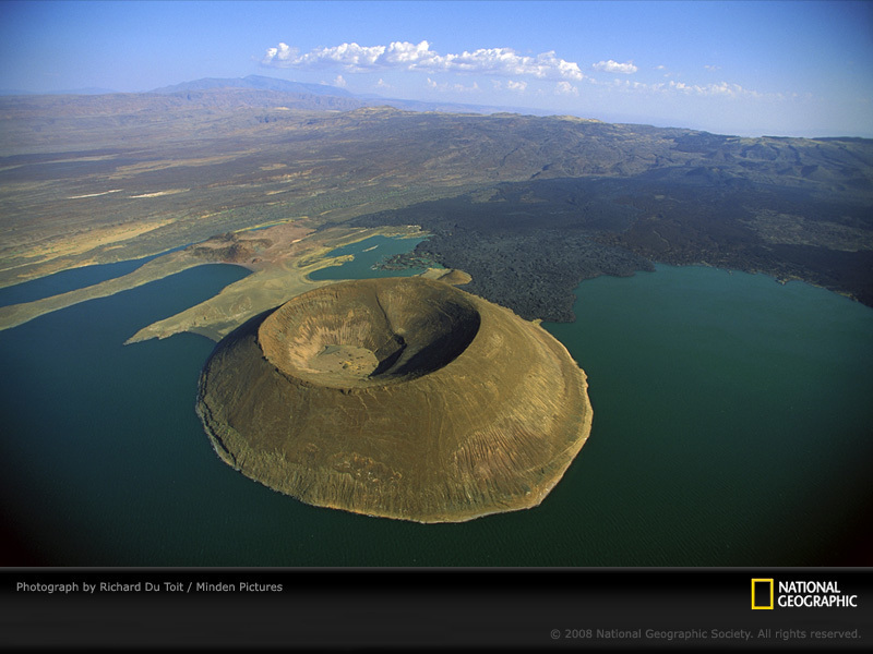 National geographic volcano