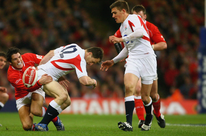 England Rugby Union Images Wales V